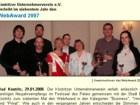 2. Platz beim Webaward 2007