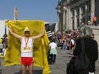 Berlin Marathon Erfolgreich absolviert