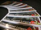 Bildband City-Tunnel Leipzig LOS B