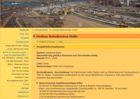 Bahnknoten Halle jetzt auch auf baustellen-doku.info