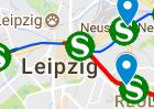 City-Tunnel Leipzig - Übersichtsseite mit Presseartikeln